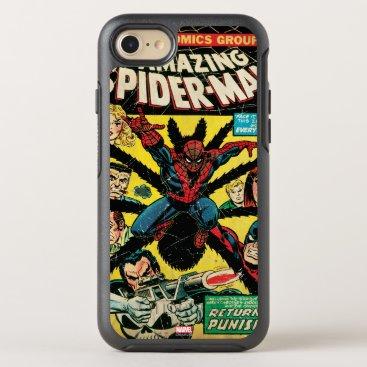Spiderman - 135 Aug OtterBox Symmetry iPhone 7 Case