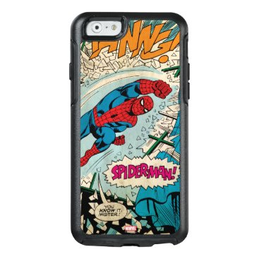 Spiderman-You Know It Mister OtterBox iPhone 6/6s Case