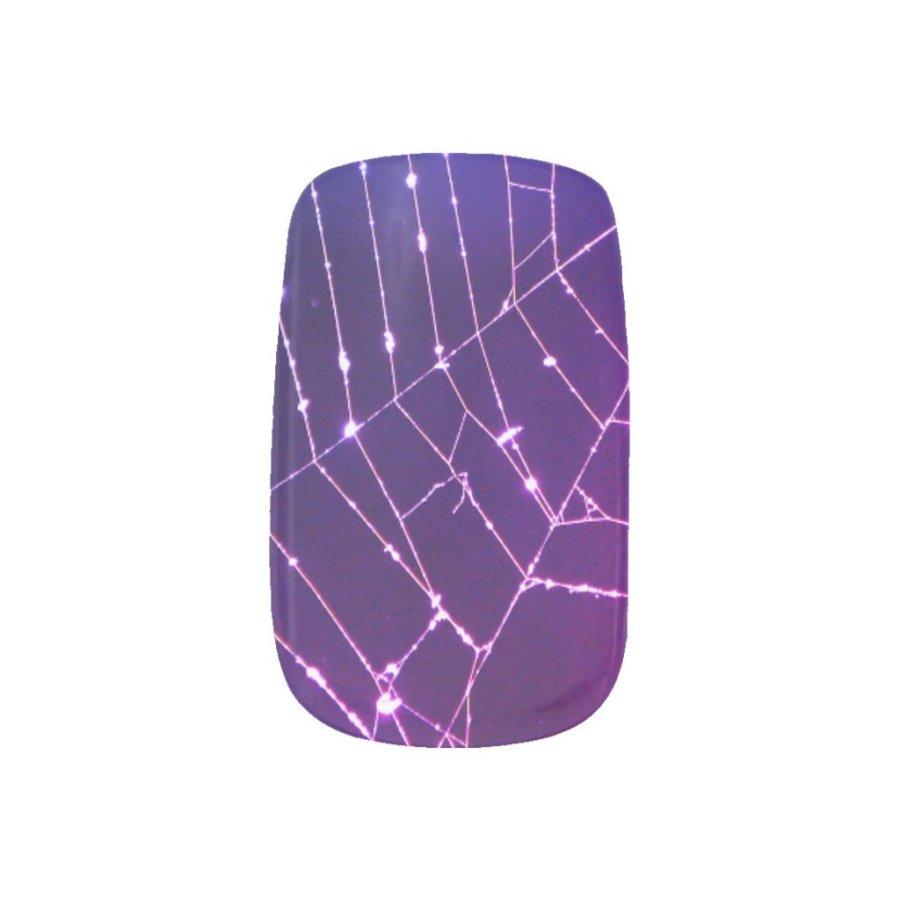 Spiderweb Nail Decals
