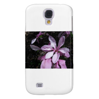 Spring Magnolia Pink Galaxy S4 Cover