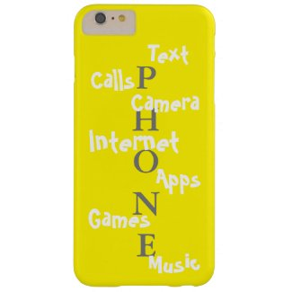 Spring Trendy iPhone Case Yellow Colorblock 12