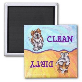 St. Bernard Gifts & Accessories Fridge Magnets