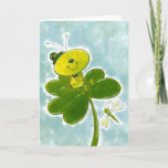 St Patricks Day Irish blessing Card