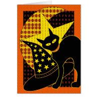 Star cat cards