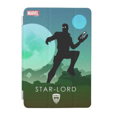 Star-Lord Heroic Silhouette iPad Mini Cover