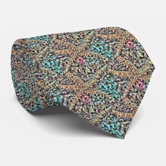 Starfish Tie Zazzle