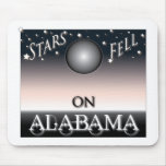 Stars Fell On Alabama mousepads