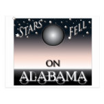 Stars Fell On Alabama postcards