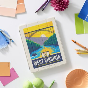 State Pride | West Virginia iPad Smart Cover