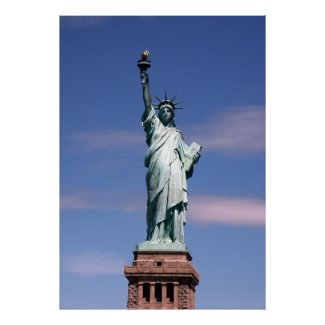 Statue of liberty Photograph Posters