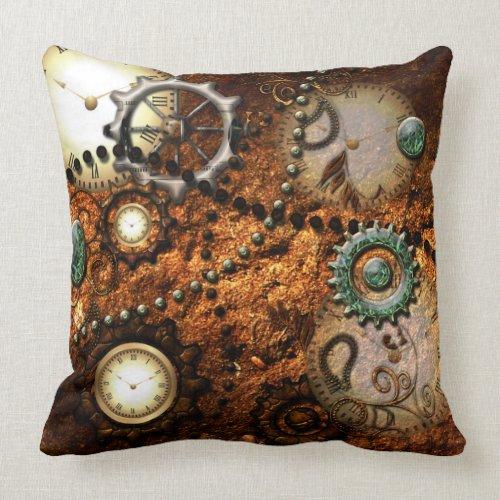 monogram throw pillows