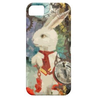 Steampunk Wonderland White Rabbit