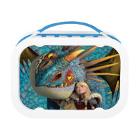 Stormfly And Astrid Yubo Lunch Boxes