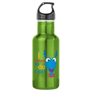 Stuffy - I Meant to do That 2 Stainless Steel Water Bottle