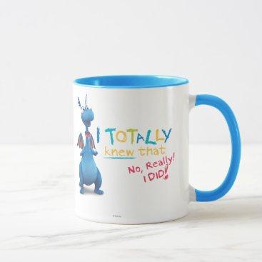 Stuffy - I Totally Knew that Mug