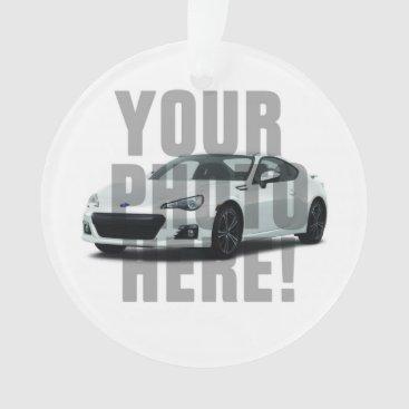 Subaru BRZ photo - Add your car! Ornament
