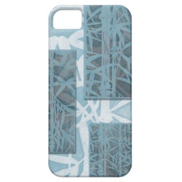 Sugarcane Blue Patches Case-Mate iPhone 5