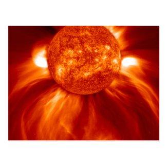 Sun Blast Postcard
