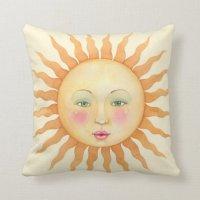 Sun Pillow | Zazzle