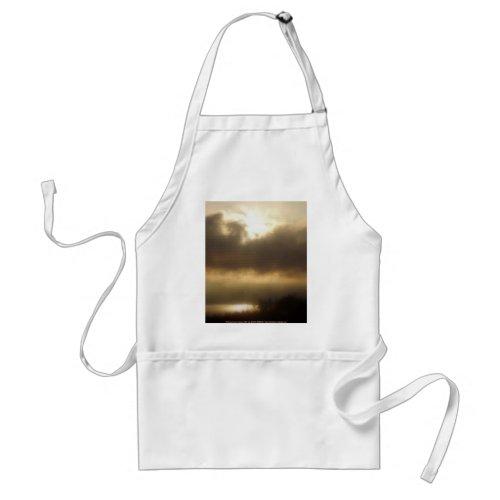 Sunrise over the Columbia River #1 apron