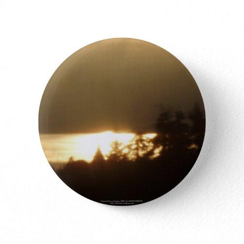 Sunrise Over the Columbia River #4 button
