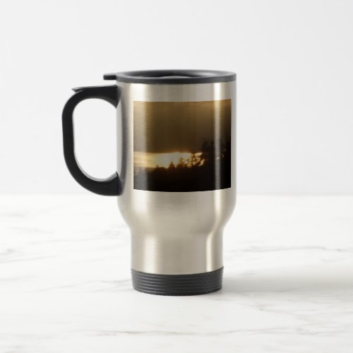 Sunrise Over the Columbia River #4 mug