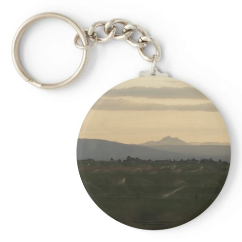 sunset sprinklers #1 keychain