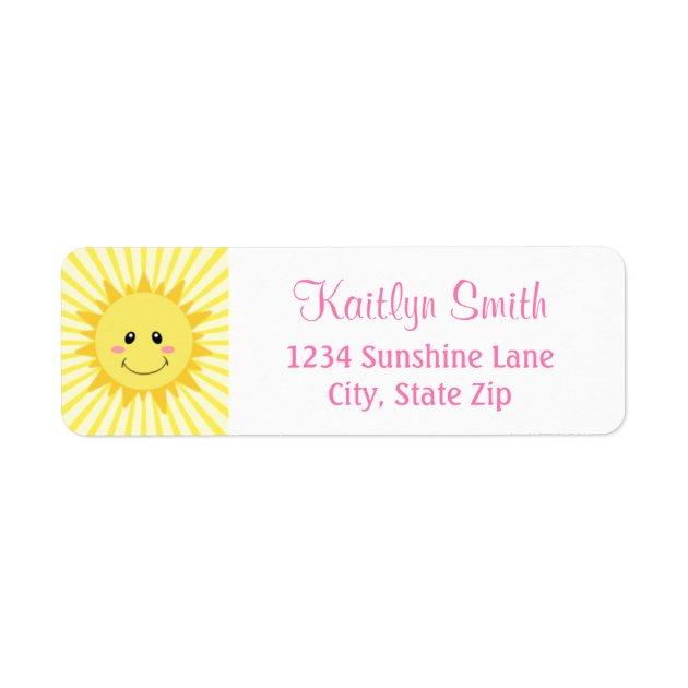Printing Invitations Address Label