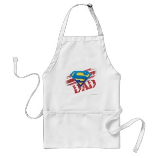 Super Dad Stripes Aprons