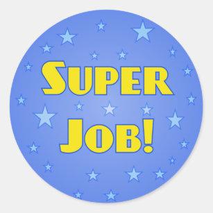 super job teachers stickers