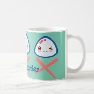 Musubi Murder Mug