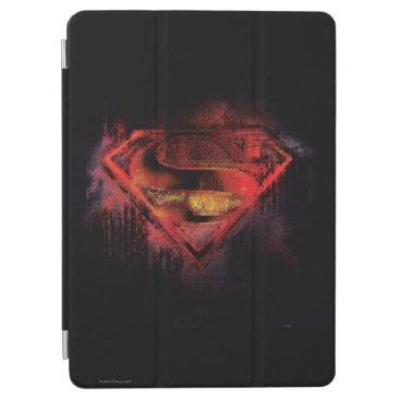 Superman S-Shield | Painted Logo iPad Air Cover