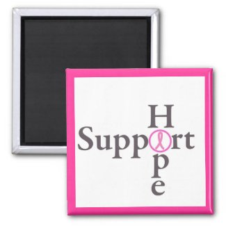 Support Hope - Magnet magnet