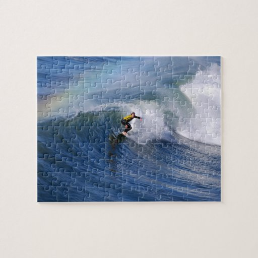Surfing Under Rainbow Horizontal Puzzle