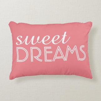 Sweet Dreams Pillows  Decorative  Throw Pillows  Zazzle