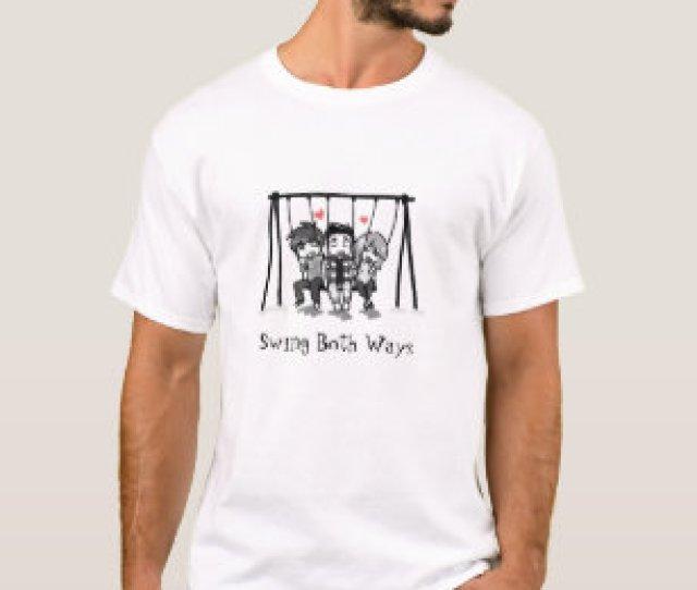 Swing Both Ways T Shirt