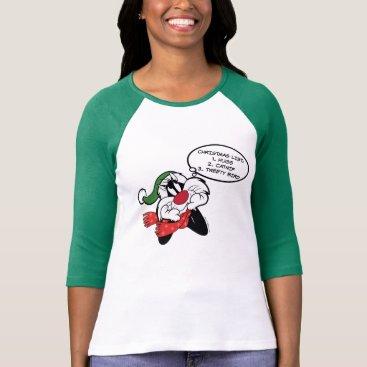 SYLVESTER™ Christmas Thoughts T-Shirt