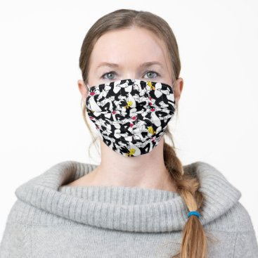 SYLVESTER™ & TWEETY™ Pattern Cloth Face Mask