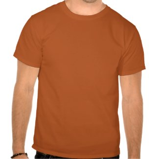 SysAdmin TShirts Orange - Server Crashed