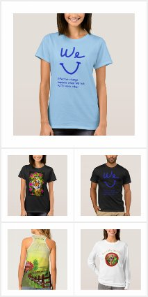 T-Shirts with Thought