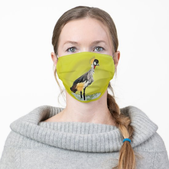 Tai Chi Qigong Crane Cloth Face Mask
