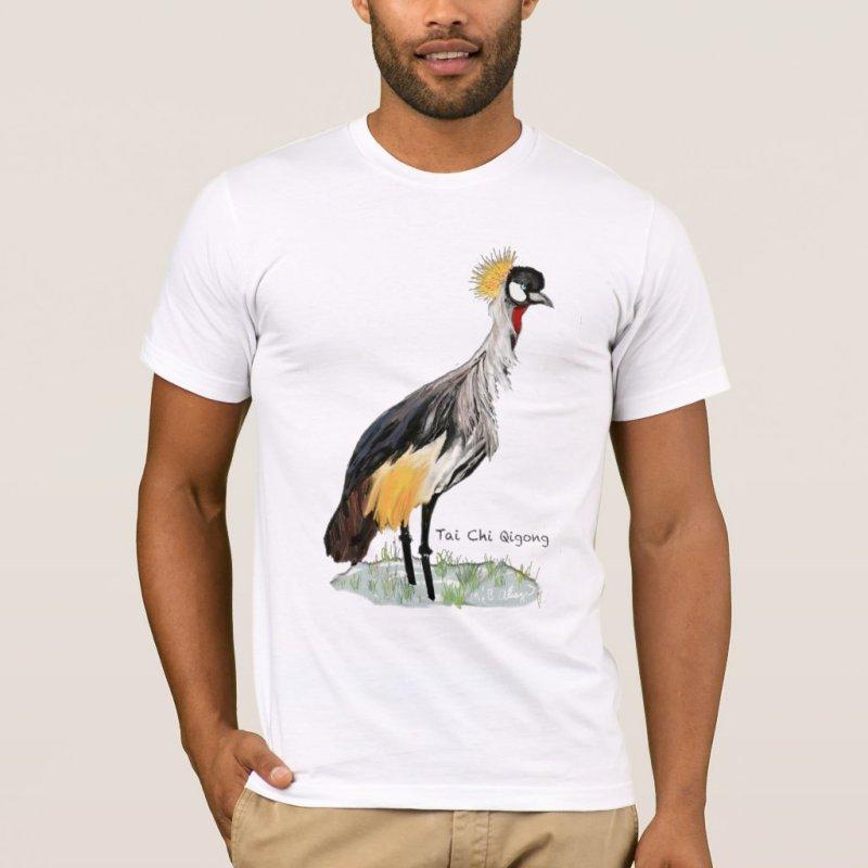 Tai Chi Qigong Crane T-Shirt