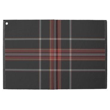 """Tartan Plaid iPad Pro 12.9"""" Case"""