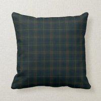 Tartan Plaid Pillow | Zazzle