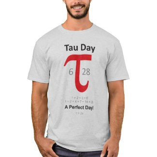 Tau Day - A Perfect Day! shirt