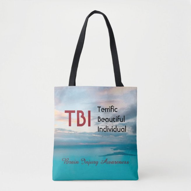 TBI Terrific Beautiful Individual Tote Bag
