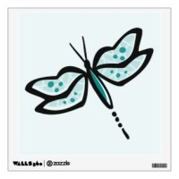 Dragonfly Wall Decals & Wall Stickers   Zazzle