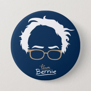 Team Bernie - Bernie Sanders for President Button