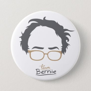 Team Bernie - Bernie Sanders for President Pinback Button