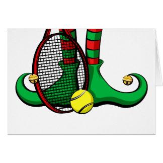 Tennis Christmas Cards Tennis Christmas Card Templates